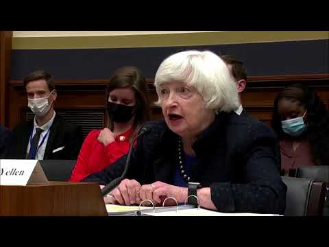 Debt default would be 'catastrophic' for households, Yellen says