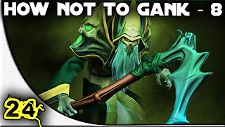 Monday Fails - How NOT to gank #8