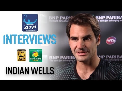 Federer Delighted By Nadal Win At Indian Wells 2017
