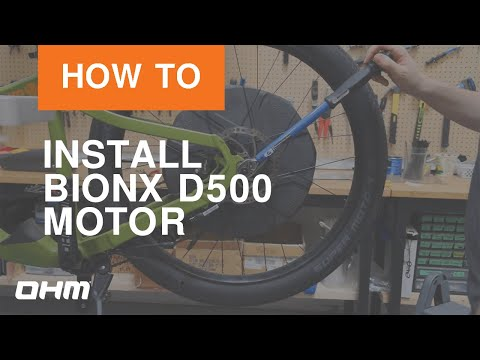 Rear Wheel - Servicing and Torquing