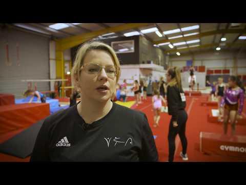 Valleys Gymnastics - Social Business Wales Awards winner