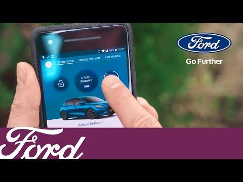 Jak využívat funkce vzdáleného ovládání s FordPass  | Ford Česká republika