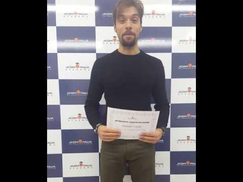 """Short Master """"E-commerce Manager"""" - Testimonianza di Daniele C."""