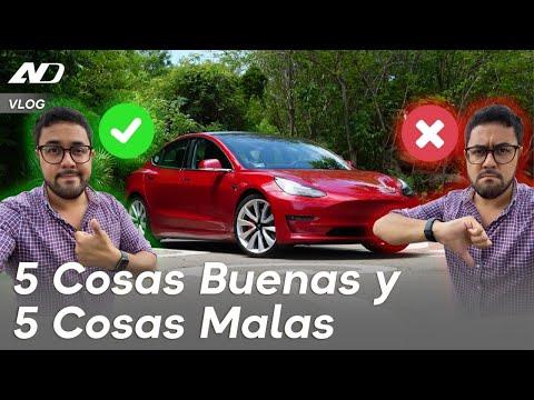 5 cosas que amo y odio de mi Model 3 - Gabo Salazar