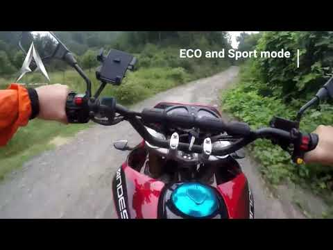 Electric Touristic Motorcycle Denzel Liberty