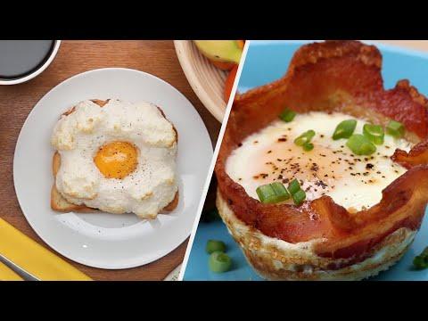 7 Easy Egg Recipes For All-Day Breakfast ? Tasty Recipes