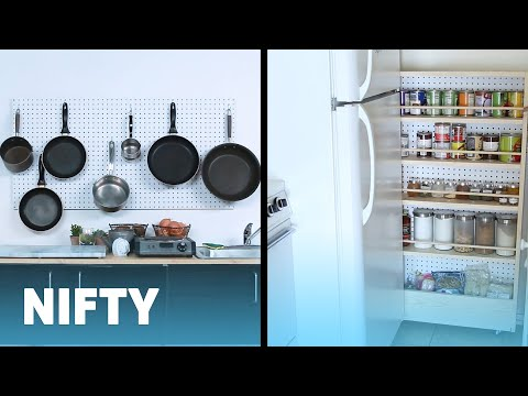 Find Space In Your Small Kitchen