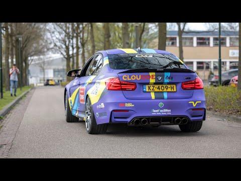 Sportscars Accelerating - JCR Race GT3 RS, 440HP Supra Mk5, Capristo GT-R, Hamann X5M, F8 Tributo