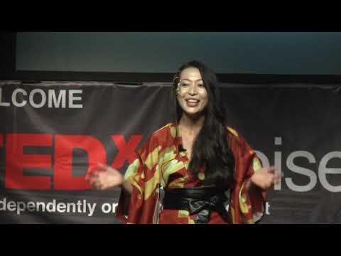 BEYOND CULTURES | Azumi Uchitani | TEDxGooisemeren photo