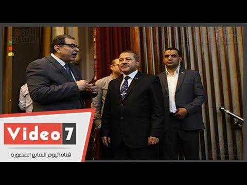 وزير القوى العاملة يتفقد انتخابات اللجان النقابية بالشركة العامة للبترول