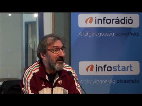 InfoRádió - Aréna - Eperjes Károly - 1. rész - 2019.03.12.