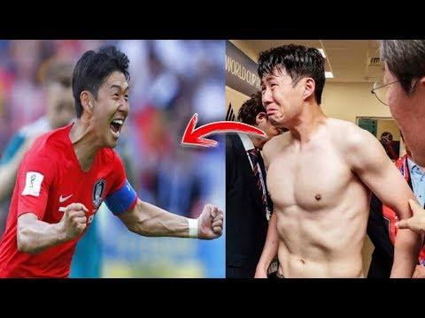 عندما تنقذك كرة القدم من التجنيد الإجباري - هذه هي قصة نجم توتنهام الكوري الجنوبي..!!