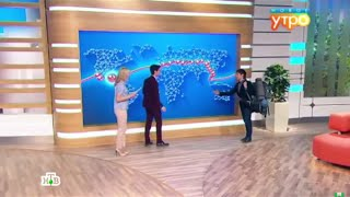 НТВ - Вокруг света за 100 дней и 100 рублей