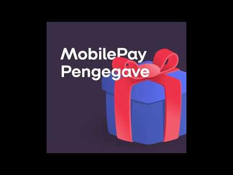 MobilePay Pengegaver - gavekode
