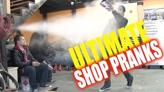 ULTIMATE SHOP PRANKS