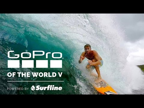 GoPro Surf: GoPro of the World V 2016 Contest Launch