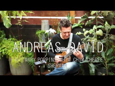 Blackbird Sessions featuring Andreas David- Mary Poppins