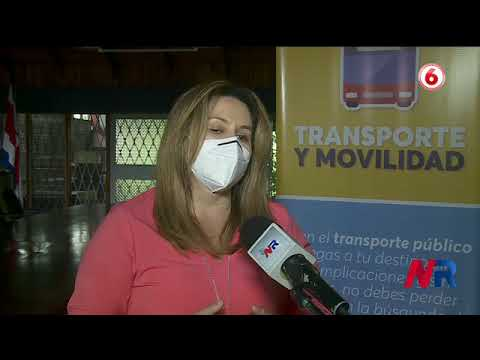Disminuirá la cantidad de buses en San José