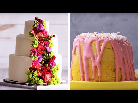 12 Cake Hacks to Make You a Cake Boss! | Easy DIY Baking Tips and Tricks by So Yummy