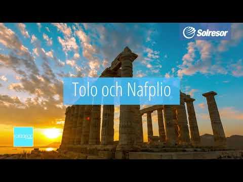 Solresor - Fem grekiska semesterpärlor
