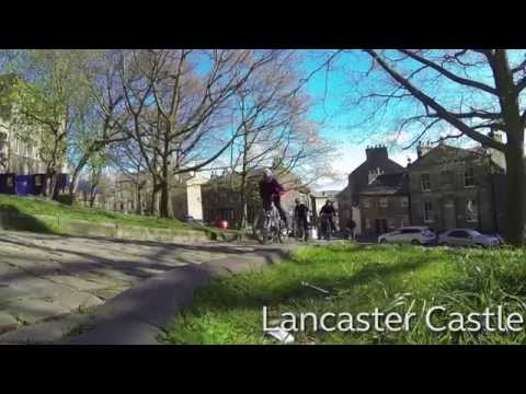 Tour of Britain Cycling Trail - Family Adventure Project