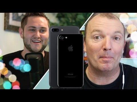 iPhone 7 Event Reaction w/ Leander Kahney