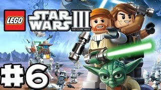 LEGO Star Wars 3 - The Clone Wars - Episode 06 - Battle of Geonosis (HD)