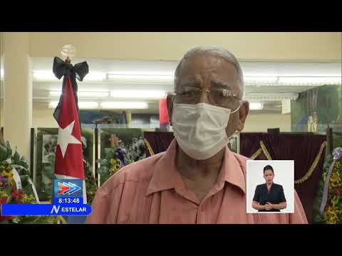 Rinden homenaje póstumo en Cuba al  Doctor en Ciencias Eugenio Suárez Pérez