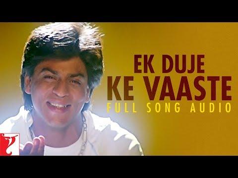 Ek Duje Ke Vaaste - Full Song Audio   Dil To Pagal Hai   Lata Mangeshkar   Hariharan   Uttam Singh