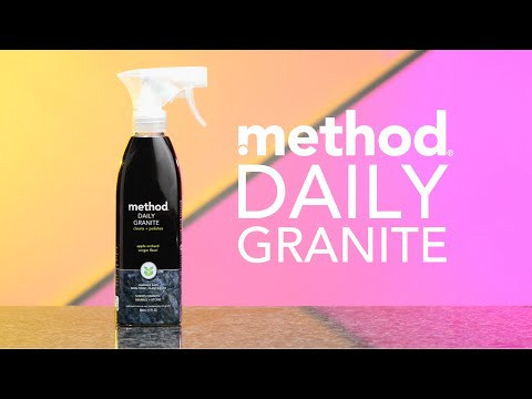 fear no mess with daily granite cleaner