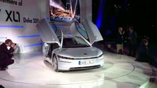 Volkswagen XL1 Test Drive