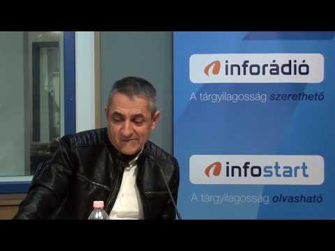 InfoRádió - Aréna - Potápi Árpád - 1. rész - 2019.11.14.