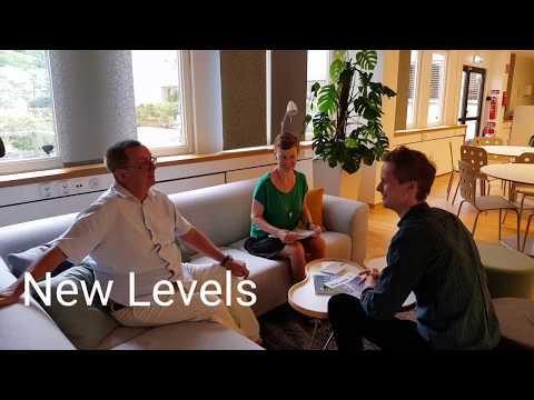 New Levels webbar – en guldgruva för elever och lärare