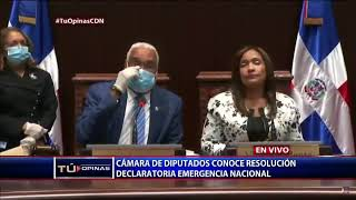 Banco Central anuncia medidas económicas para RD por coronavirus