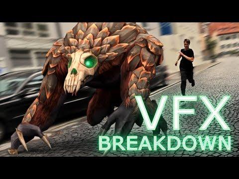 connectYoutube - Temple Run in Real Life | VFX Breakdown