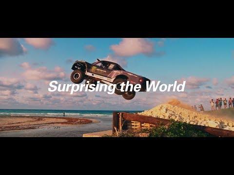 TOYO TIRES | Surprising the World - Pleasure - 30 sec.