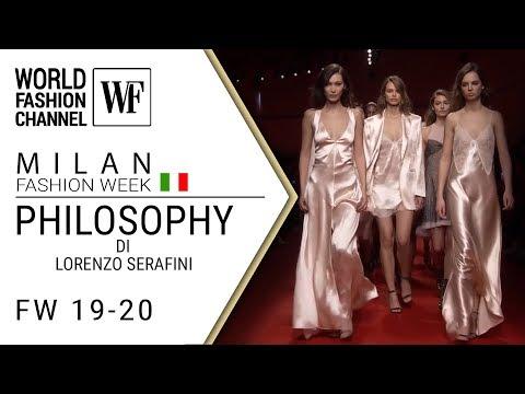 Philosophy Di Lorenzo Serafini | Fall-winter 19-20