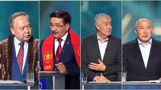 Дебаты кандидатов президенты