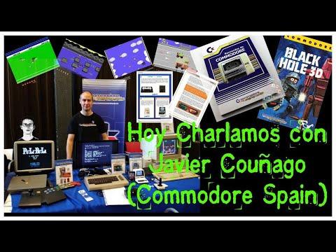 Hoy Charlamos con Javier Couñago (Commodore Spain)