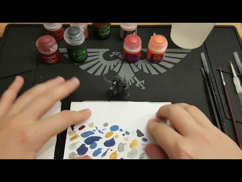How to paint by Murexx ★ Slaughterpriest #01 ★HD (Grand Alliance Chaos)