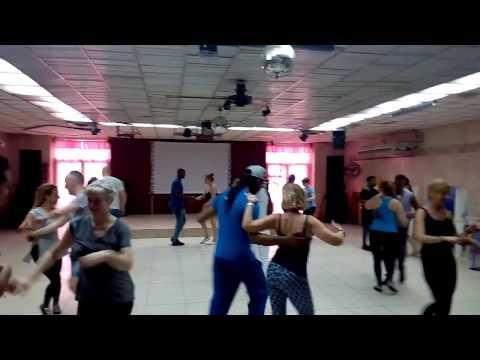 Kuba Libre salsa trip 2017 - Havana/Cuba lekcja salsy