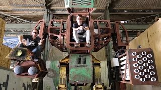 MegaBots' Giant Mech Battle