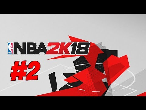 NBA 2K18 MOBILE #2 Android / iOS Gameplay Video | First Real Match and Blacktop