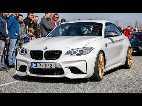 BMW M2 F87 w/ M Performance Exhaust - Revs & Accelerations !
