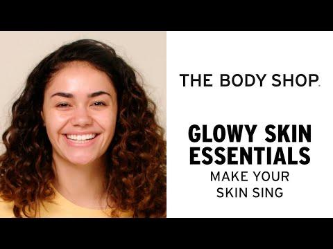 Glowy Skin Essentials Routine - The Body Shop