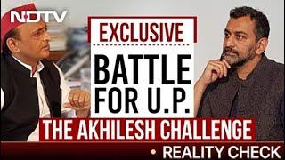 Samajwadi Party To Fight UP Elections Alone, Says Akhilesh Yadav | Reality Check - NDTV