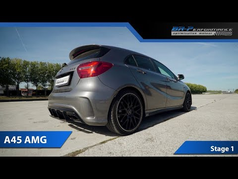 Mercedes Classe A 45 AMG Stage 1 By BR-Performance