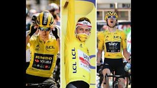 Présentation des Coureurs - Tour de France 2021 // Cyclisme
