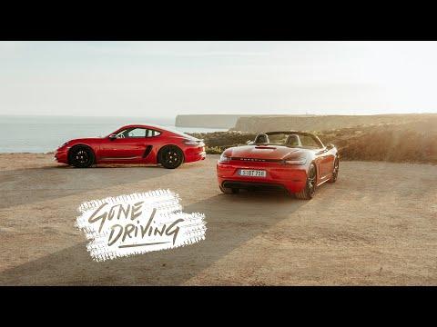 Gone Driving in Portugal: The Porsche 718 T Roadtrip – Trailer