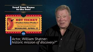 Send Your Name to the Sun on This Week @NASA – March 9, 2018